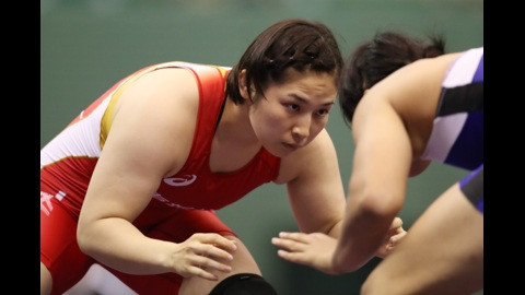東京オリンピック レスリング 決勝