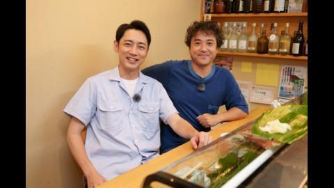 小泉孝太郎&ムロツヨシ 自由気ままに2人旅 航空自衛隊の戦闘機にムロが乗った!