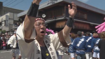 祭人魂(まつりびとだましい)|東海テレビ