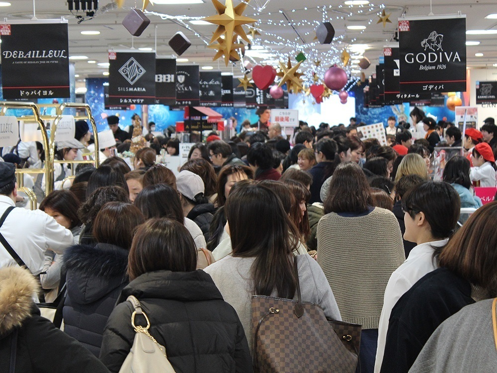 高島屋 アムール デュ ショコラ 【アムールデュショコラ岐阜高島屋2021】人気ブランドの出店情報や混雑状況について